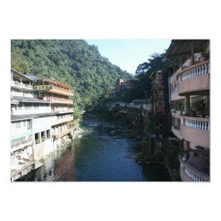 Wulai, Taipei County, Taiwan Card