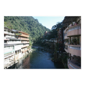 Wulai, Taipei County, Taiwan Photo Print