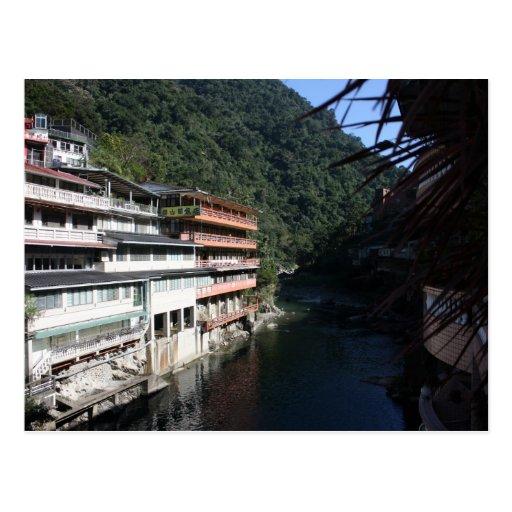 Wulai, Taipei County, Taiwan Post Card