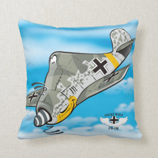 Wulf fw-190 de Focke Cojín