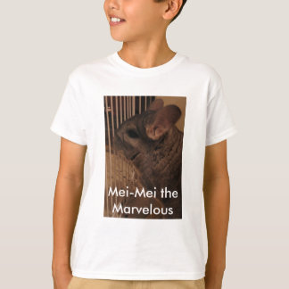 Wunderchins: Mei-Mei the Marvelous T-Shirt