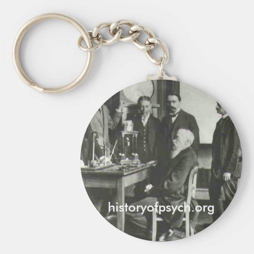Wundt's Lab Key Chains