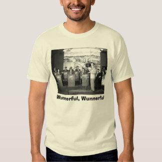 Wunnerful, Wunnerful T-Shirt