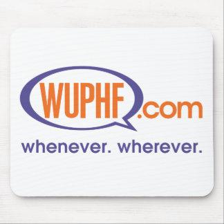 WUPHF.com Mousepad