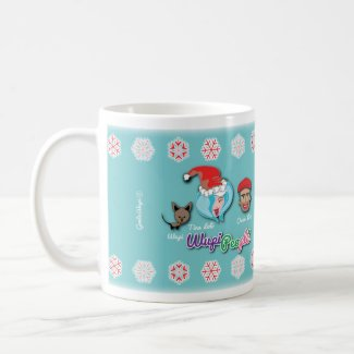 Wupi People 2020 Christmas Mug