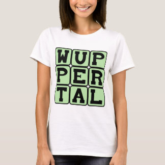 Wuppertal, City in Germany T-Shirt
