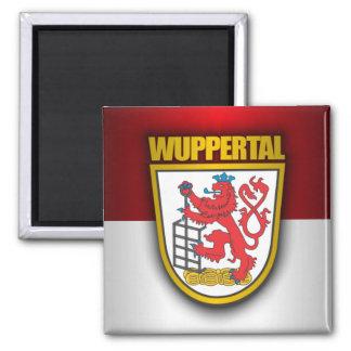 Wuppertal Refrigerator Magnet
