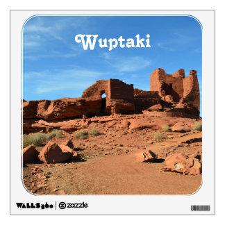 Wuptaki Ruins Room Sticker