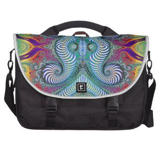 Wurburbo Fractal Art Design Laptop Bags