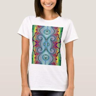 Wurburbo Fractal Art Design T-Shirt