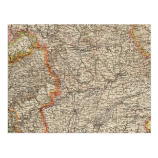 Wurtemberg, Bavaria Postcard