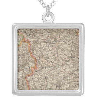 Wurtemberg, Bavaria Silver Plated Necklace