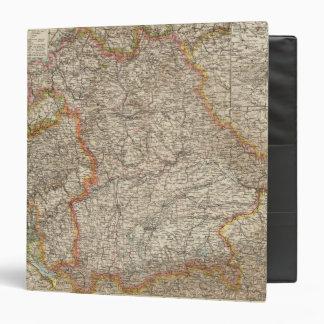 """Wurtemberg, Baviera Carpeta 1 1/2"""""""