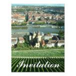Wurzburg 4.25x5.5 Paper Invitation Card