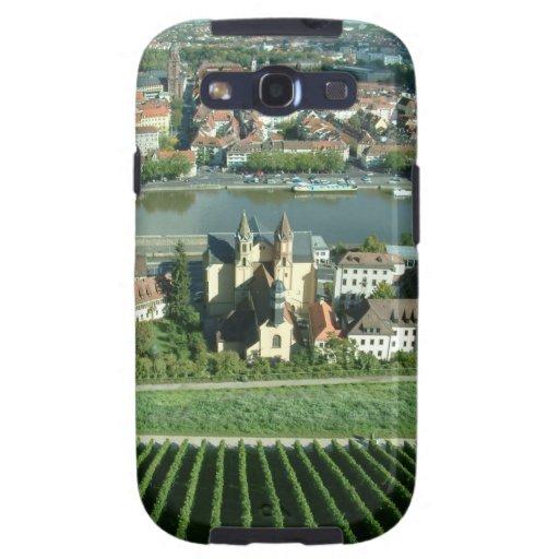 Wurzburg Galaxy SIII Cover