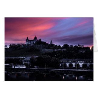 Würzburg, Germany Card