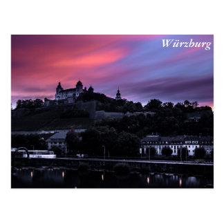 Würzburg, Germany Postcard
