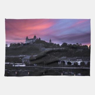 Würzburg, Germany Towel