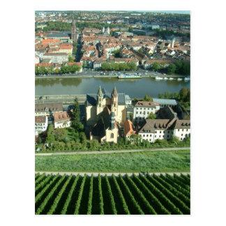 Wurzburg Postcard