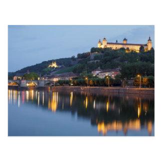 Würzburg Postcard