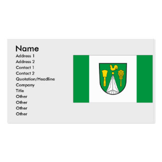 Wusterhusen, Germany Double-Sided Standard Business Cards (Pack Of 100)