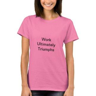 WUT T-shirt