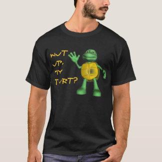 Wut Up Turtle Shirt