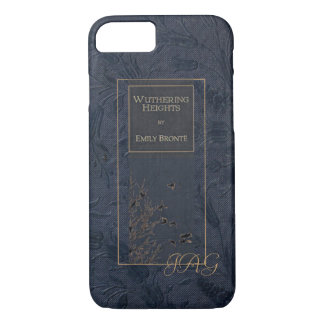 Wuthering Heights Emily Bronte Monogram iPhone 8/7 Case