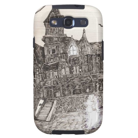 Wuthering Heights Galaxy S3 Case