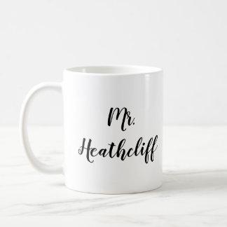 Wuthering Heights - Heathcliff mug