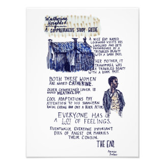 Wuthering Heights Photo Print