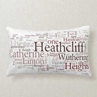 Wuthering Heights Pillow