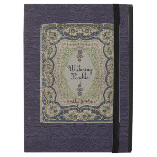 "Wuthering Heights Vintage Book Design iPad Pro 12.9"" Case"