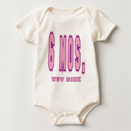 WUV BINK_The Moes Baby Bodysuit