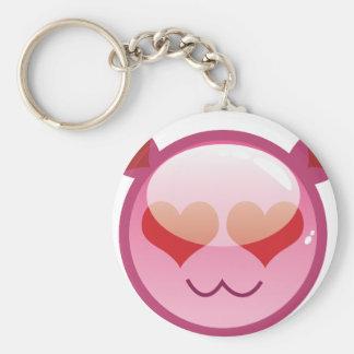 Wuv Bunny Keychain