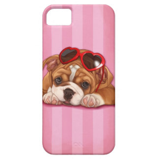 Wuv I usted iPhone 5 Case-Mate Carcasas