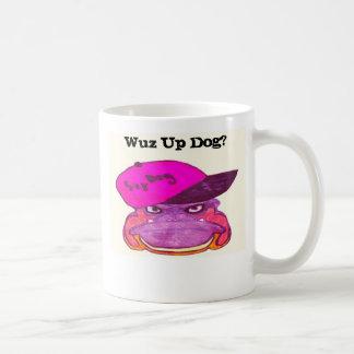 ¿Wuz encima del perro? Taza Clásica