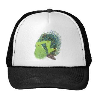 Wuzzy borroso gorras de camionero
