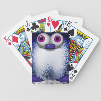 Wuzzy Butt Funny Children's Playing Card Deck