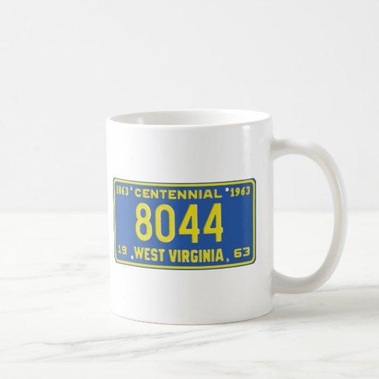 WV63 COFFEE MUG