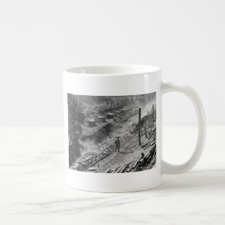 WV Coal Miner Town: 1935 Coffee Mug