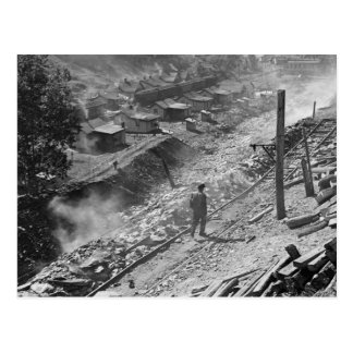 WV Coal Miner Town 1935 Post Cards