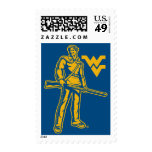 WV Mountaineer Postage