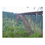 WV New River Gorge Bridge Postcard