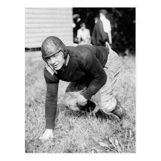 WV Wesleyan Football, 1919 Postcard