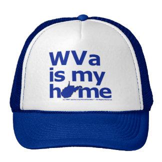 WVa Is My Home Trucker Hat