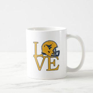 WVU Love Coffee Mug