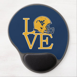 WVU Love Gel Mouse Pad
