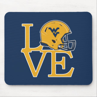 WVU Love Mouse Pad