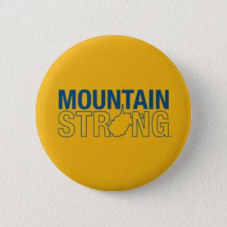 WVU Mountain Strong Button